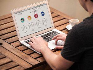 Weboldal készítés - fénysebességgel